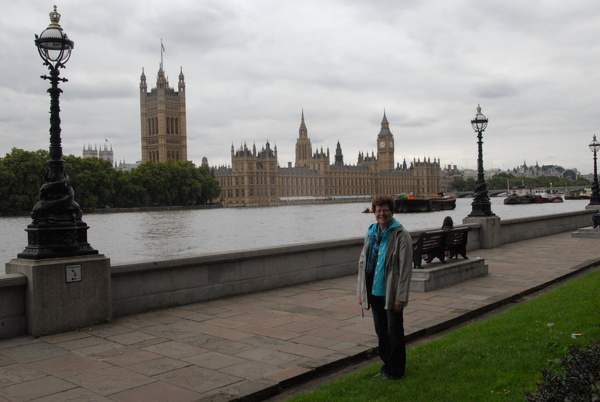 Palace of Westminster - Royal London Tour