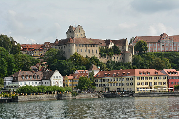 Shores of Meersburg - Our Travels