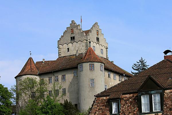 Meersburg Castle - Our Travels