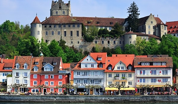 Close Up on Meersburg - Our Travels