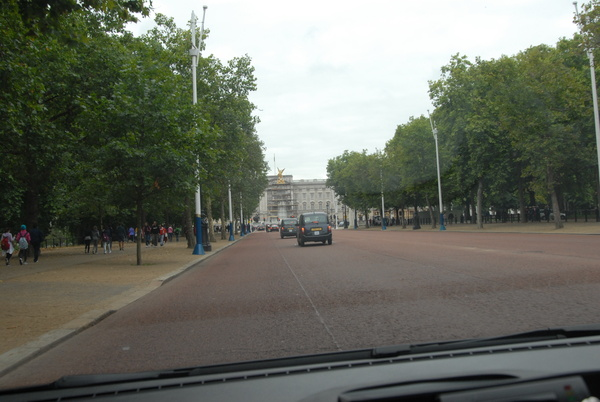 Pall Mall - Royal London Tour