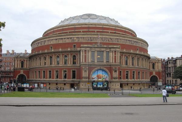 Royal Albert Hall - Royal London Tour