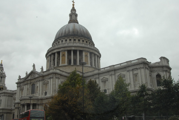 St. Paul's Cathedral - Royal London Tour