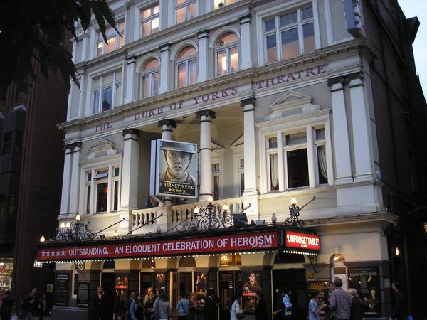 Duke of York Theatre - Royal London Tour