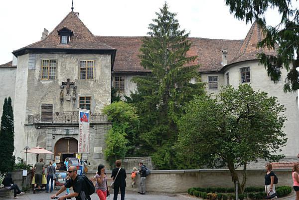 Schloss Meersburg - Our Travels