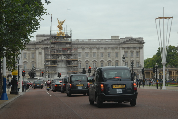 More of the Mall - Royal London Tour