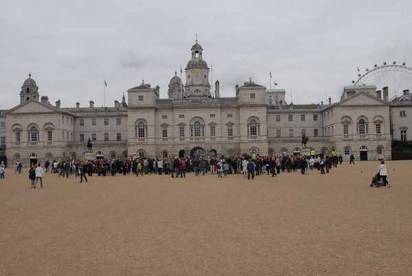 Horse Guards - Royal London Tour