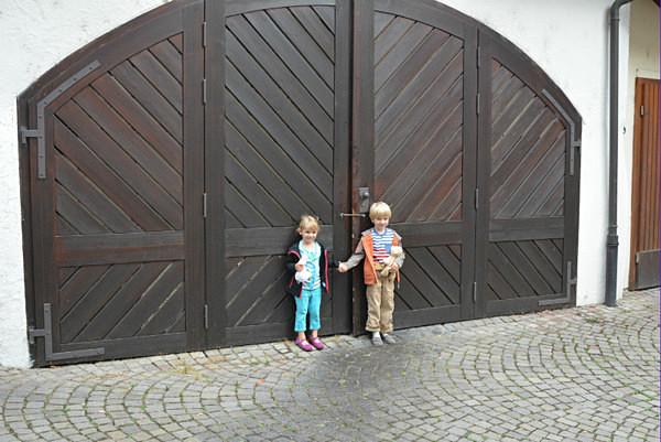 Garage doors - Our Travels