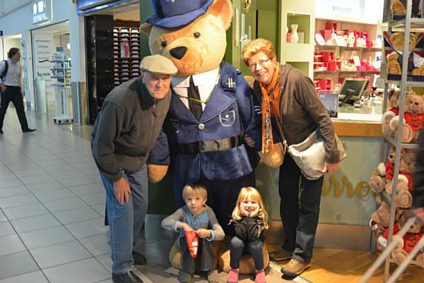 Paddington Bear - Our Travels
