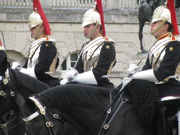 A Close-up View - Royal London Tour