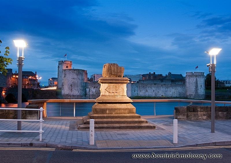 Treaty Stone Limerick - Limerick