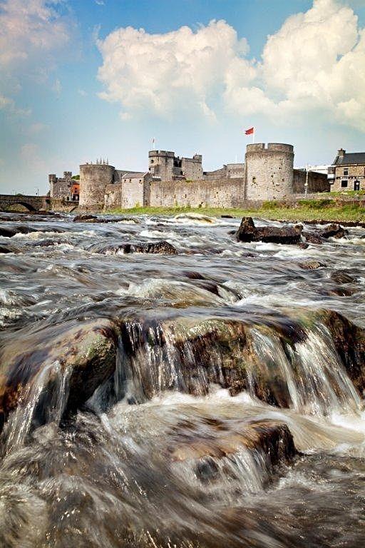 curragour Falls, Limerick,
