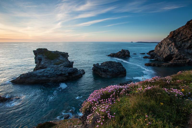 Cornish Coast - Seascapes