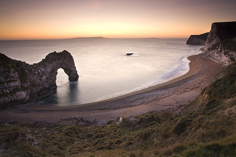 Fine art photography of the Dorset coastline by professional photographer Lewis Phillips