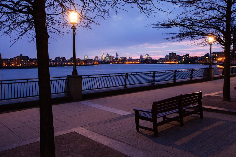 London Docklands - Landscape Photography