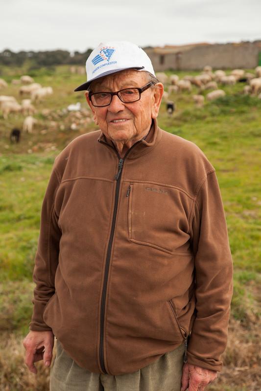 Spanish Farmer, Extremadura. - People