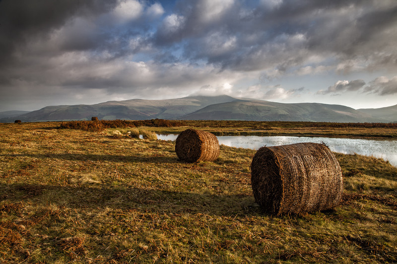 Bales Of The Beacons - New Work
