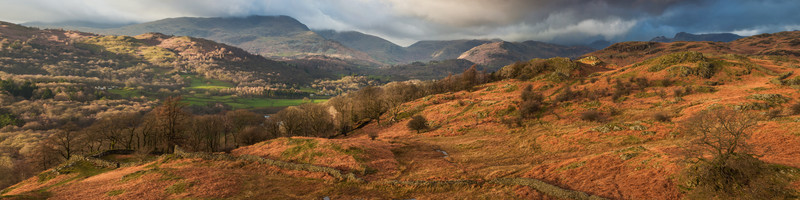 Fine Art Landscape Photography of the Lake District National Park.
