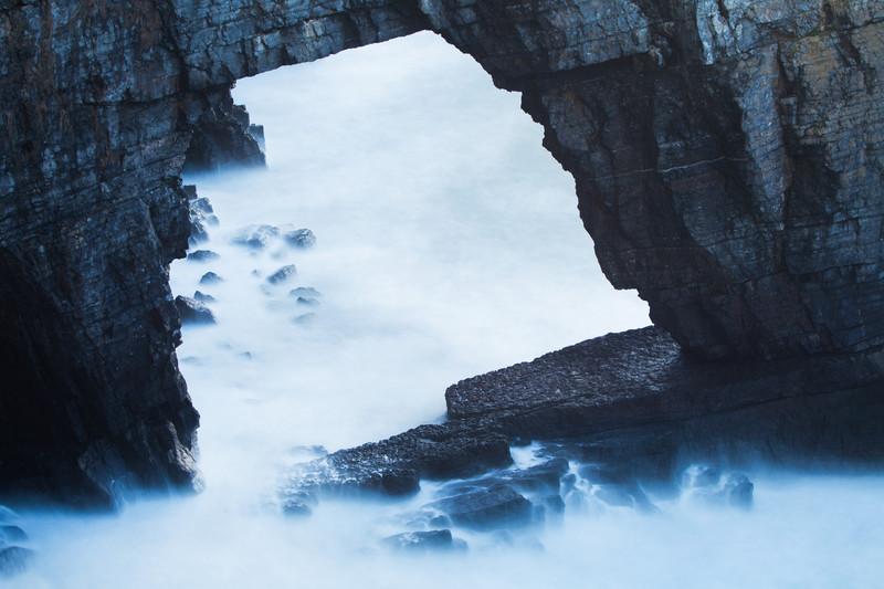 Landscape photography of the Pembrokeshire National Park