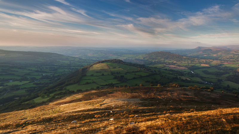 Brecon Beacons Landscape Photography.