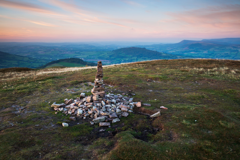 The Monument. Brecon Beacons - New Work
