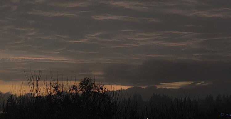 - Sunsets