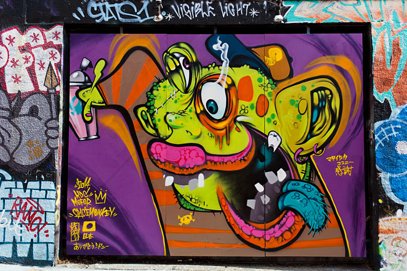 Graffiti-8 FB - STREET ART & EVENTS