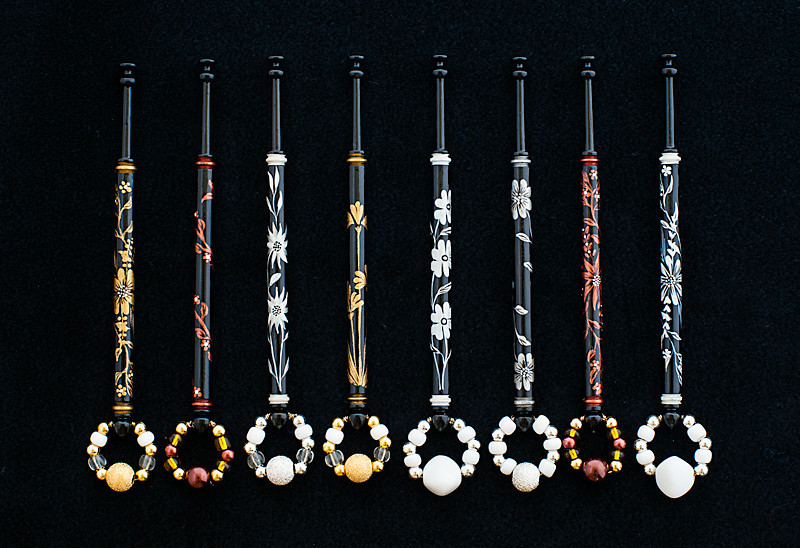 Gold Silver Black & White Collection - Bobbins Gallery