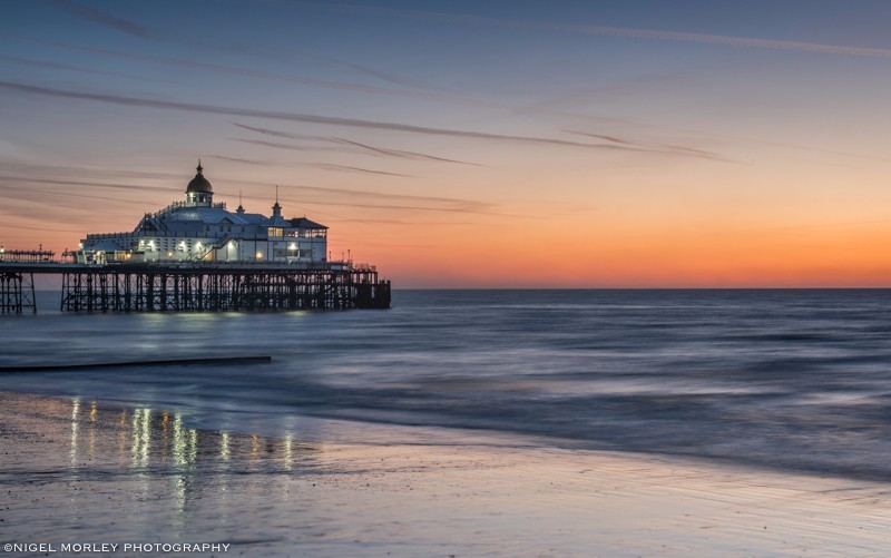 Eastbourne Pier at Sunrise - Limited Edition: Landscapes