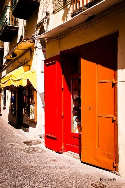 Amalfi Doors - Italy