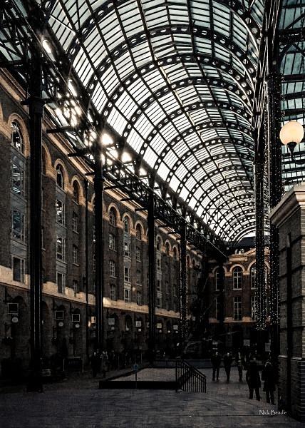Hays Galleria - Views of London