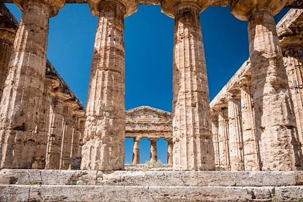 Paestum Columns - Italy
