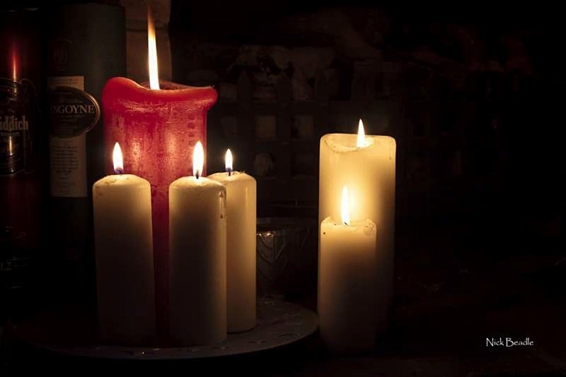 Christmas Candles - Miscellaneous
