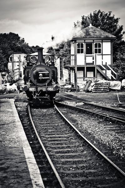 Signal Box - Railways