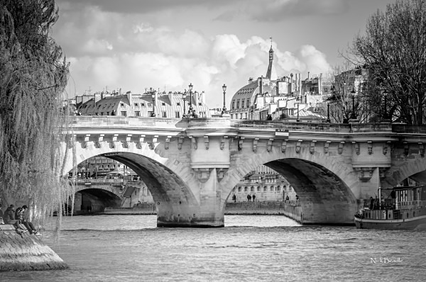 Parisienne Bridges - Paris