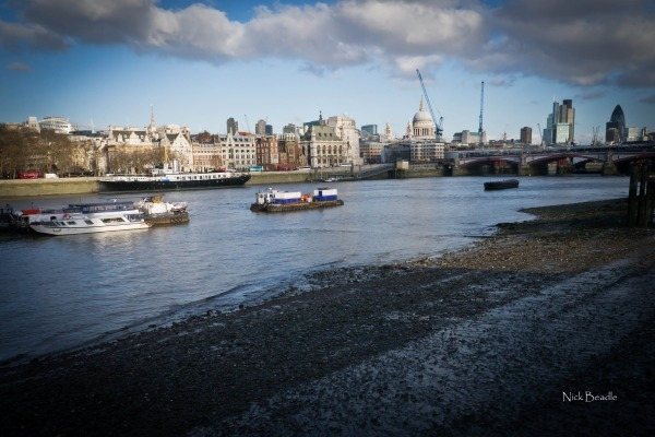 South Bank - Views of London