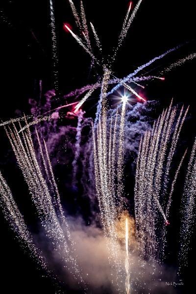 - Fireworks