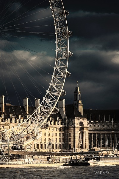 Hallowed Eye - Views of London