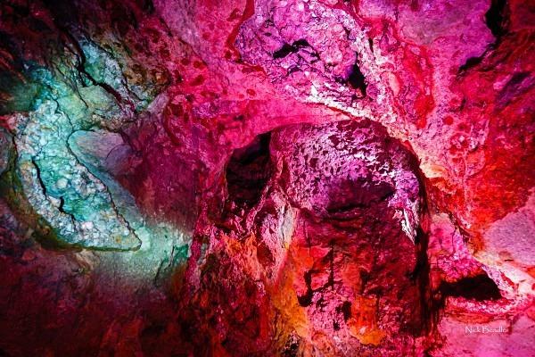 Colourful Caverns - Peak District
