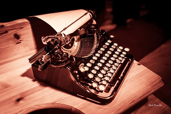 Old Typewriter - Miscellaneous
