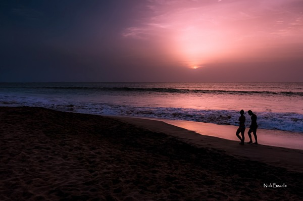 Cape Verde Sunset - Landscapes