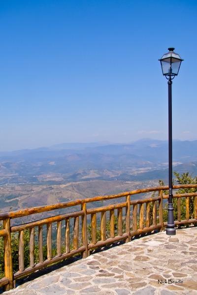 Mountain Top View - Italy