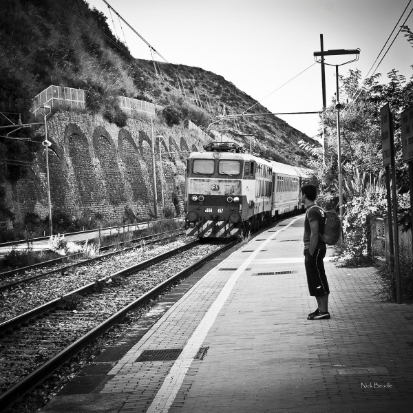 Italian Train - Railways
