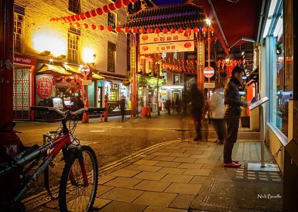 China Town London - Views of London