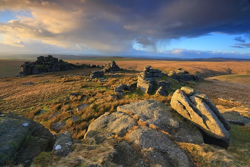 Great Mis Tor - Latest Landscape Prints