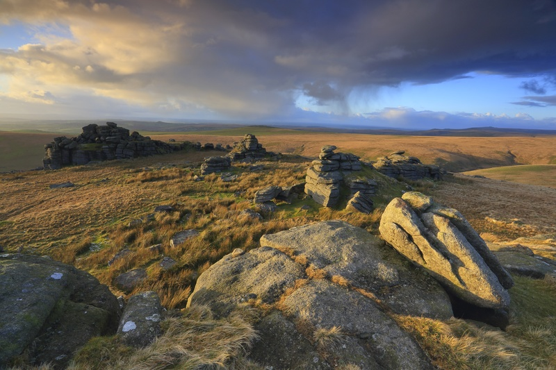 Great Mis Tor - Dartmoor Landscapes Prints