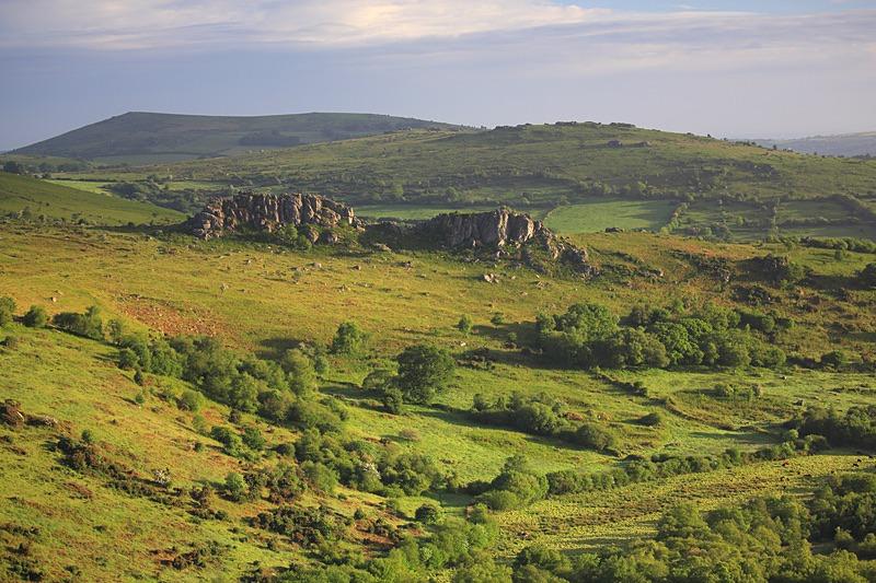 Greator Rocks - Dartmoor Landscapes Prints