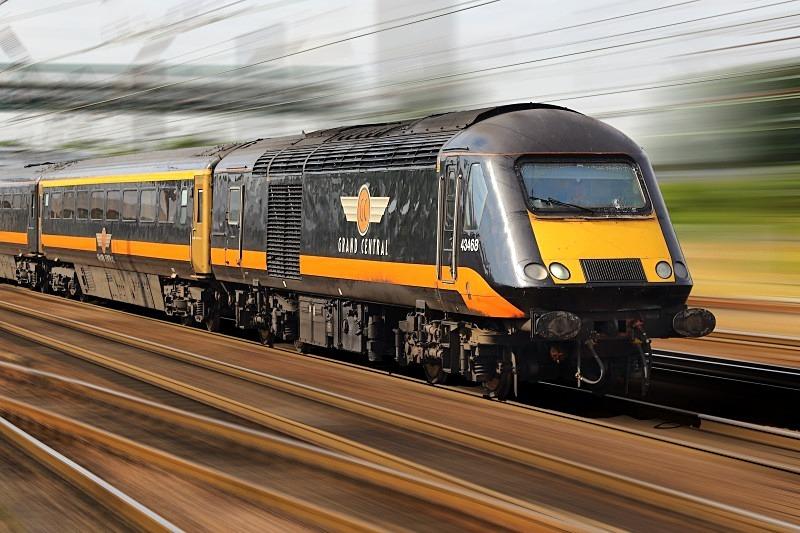 HST Class 43
