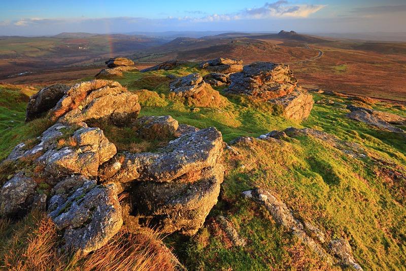 Rippon Tor Vista - Dartmoor Landscapes Prints