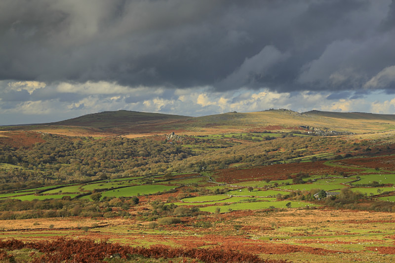 Tors of South West Dartmoor